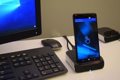HP's Elite x3 Windows 10 smartphone/desktop hybrid may launch soon