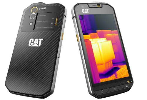 Cat S60 Review : This Rugged Phone Beats the S7 Active