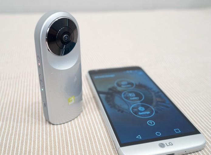 LG 360 Camera Review : Cheap Thrills