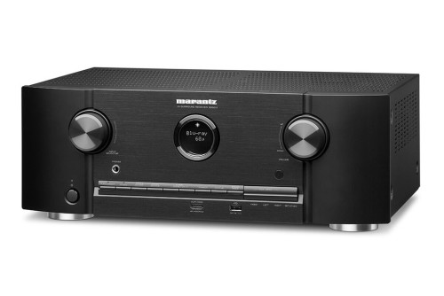 Marantz thinks big with its latest full-size A/V receiver, the SR5011