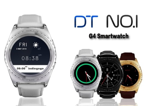 No.1 G4 Smartwatch review – creeping evolution or a step backwards ?