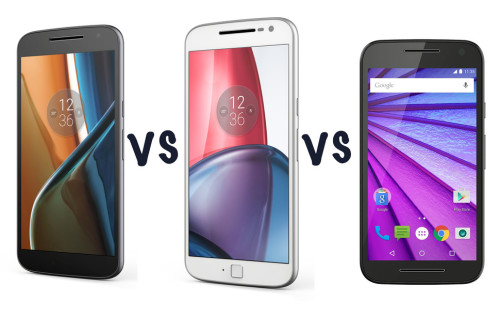 Motorola Moto G4 vs Moto G4 Plus vs Moto G (2015): Which should you choose?