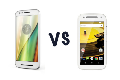 Motorola Moto E3 (2016) vs Moto E (2015): What's the difference?