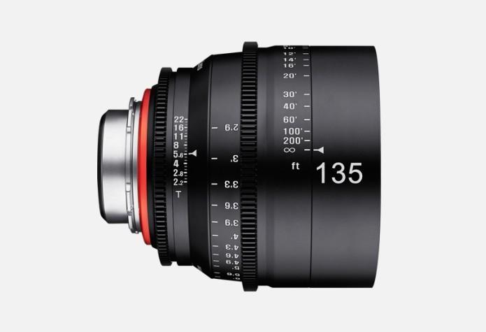 Samyang Xeen 135mm Cine Lens