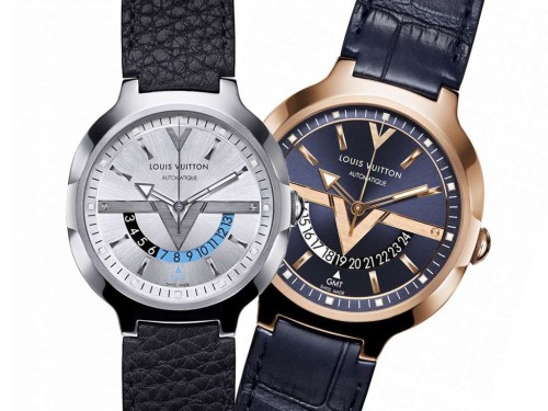 Louis Vuitton Voyager GMT Watch