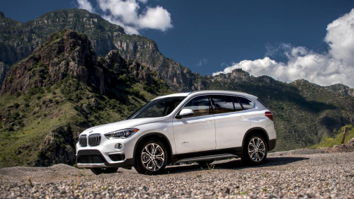 2016 BMW X1 xDrive28i Review