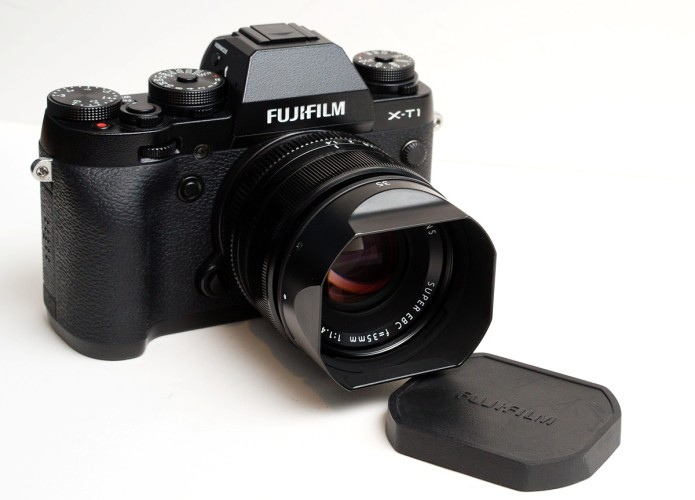Fujifilm Fujinon XF 35mm f/1.4 R Review