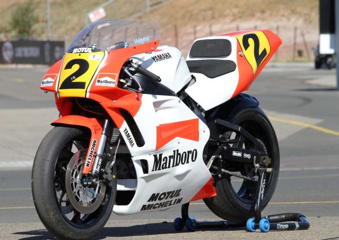 Yamaha YZR500 Wayne Rainey Replica Review