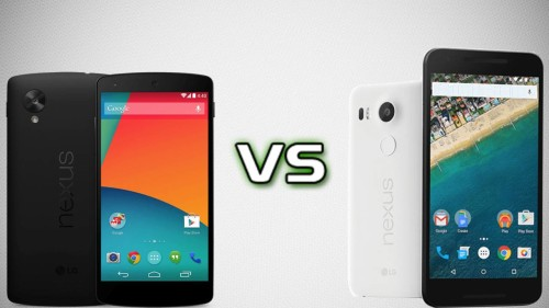 Nexus Sailfish vs Nexus 5X: What's the rumoured difference?
