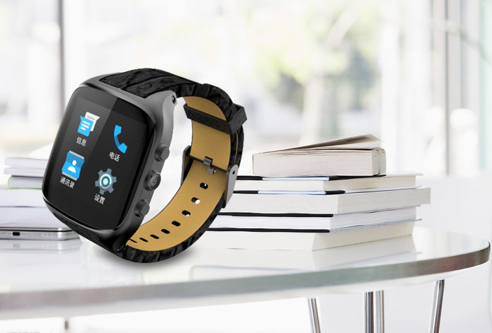 Ourtime X01S Review : Android 5.0 smartwatch for $60!