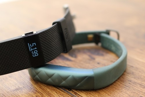 Jawbone UP3 v Fitbit Charge HR : The best activity wearable