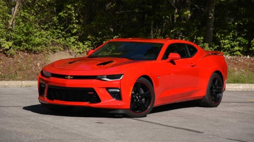 Chevy Camaro 1SS Review: Affordable Muscle Car Makeover