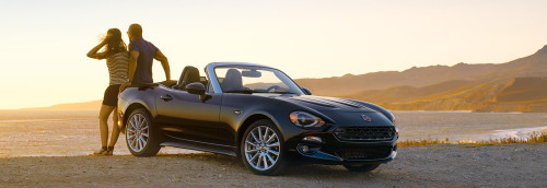 2017 Fiat 124 Spider Review: Italy gives Miata an attitude adjustment