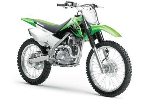 2017 Kawasaki KLX140G Review