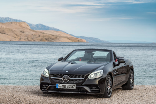2017 Mercedes-AMG SLC 43 Review: More modern, less muscle