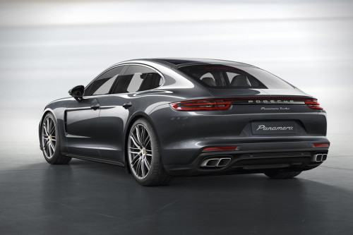 2017 Panamera Turbo and 4S technical details