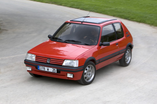 Peugeot 205 GTI : The Other Great GTI