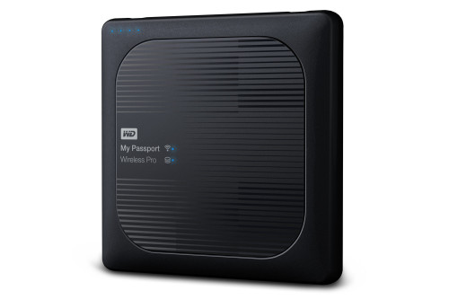 WD My Passport Wireless Pro review : A portable hard drive made for mobile streaming