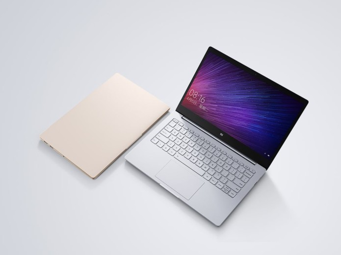 Xiaomi MI Notebook Air vs. Retina Macbook : Video Comparison
