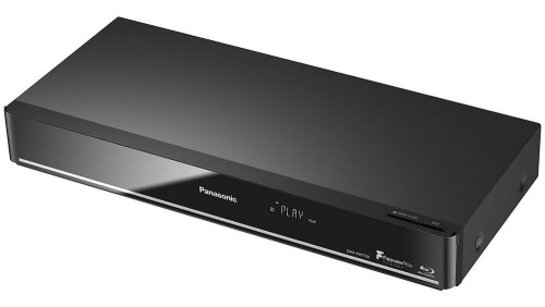 Panasonic DMR-PWT550EB PVR/Blu-ray Player Combi Review