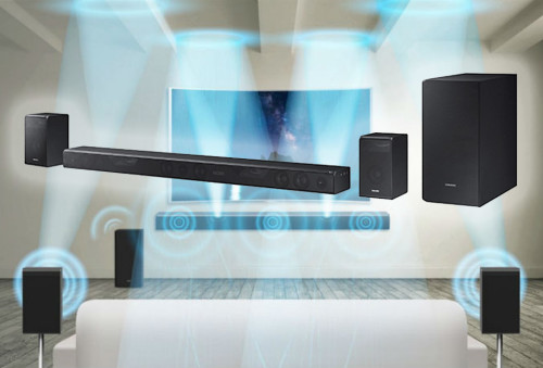 Samsung HW-K950 Dolby Atmos Soundbar Review