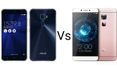 Asus Zenfone 3 Vs LeEco Le 2 Comparison