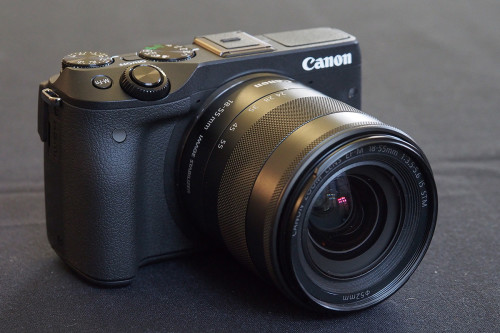 Canon EOS M5 Mirrorless Camera To Be Announced in Late 2016