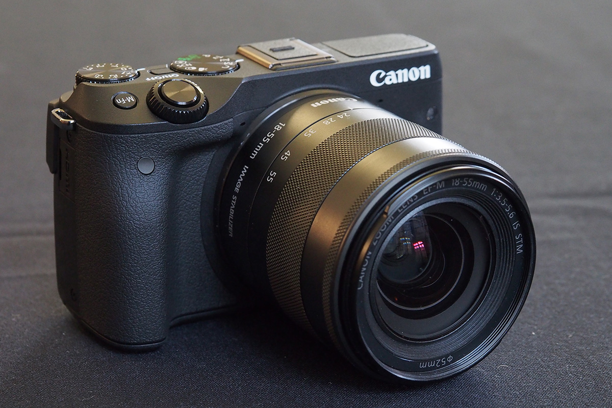 Canon eos m5 mirrorless camera to be announced in late for M5s camera