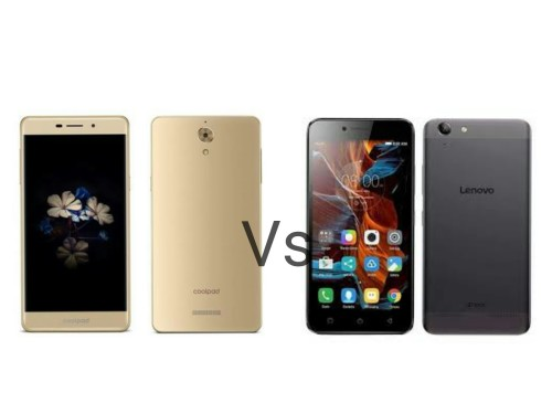 Coolpad Mega 2.5D Vs Lenovo Vibe K5 : price, specifications, comparison