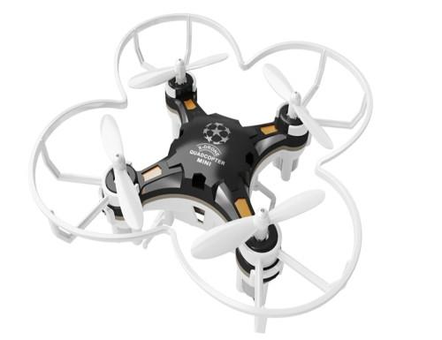 FQ777-124 quadcopter review – A $20 Pocketable Drone