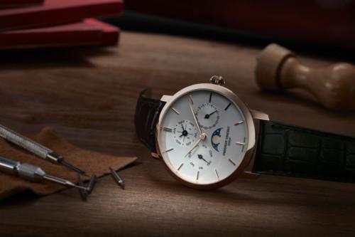Frédérique Constant Slimline Perpetual Calendar Manufacture Watch Hands-On