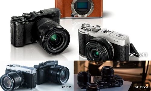 Prime lenses for your Fuji X-series camera