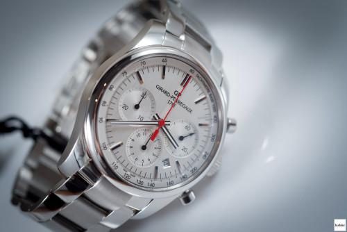Girard-Perregaux Competizione Stradale Chronograph Watch Review