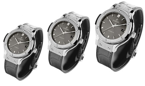 Hublot Classic Fusion Power Reserve Titanium Watch Review