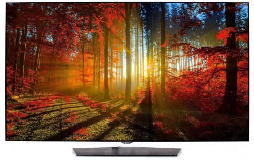 LG OLED55B6V review