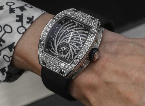 Richard Mille RM 51-02 Tourbillon Diamond Twister $900,000+ Watch For Women Hands-On