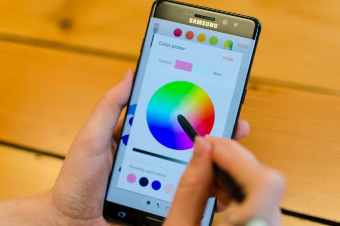 Samsung-Galaxy-Note-7-colour-picker