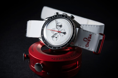 Omega Speedmaster Moonwatch Alaska Project Watch Review