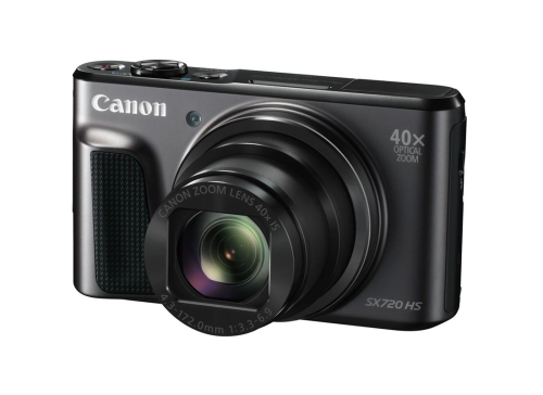 Canon PowerShot SX720 HS Digital Camera Review