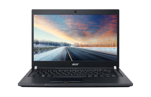 Acer TravelMate P648 Review