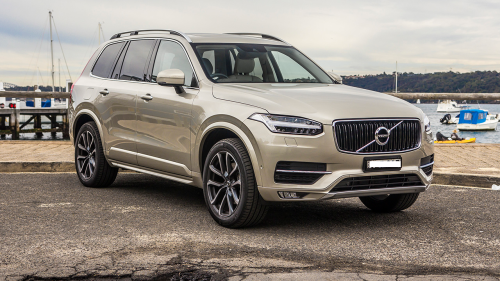 2016 Volvo XC90 D5 AWD Review