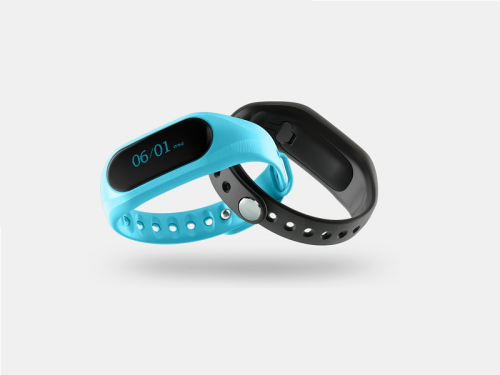 Cubot V1 review : a new smart band
