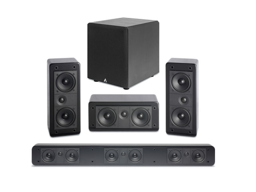 Atlantic Technology FS3 and LCR3 Speaker System Review