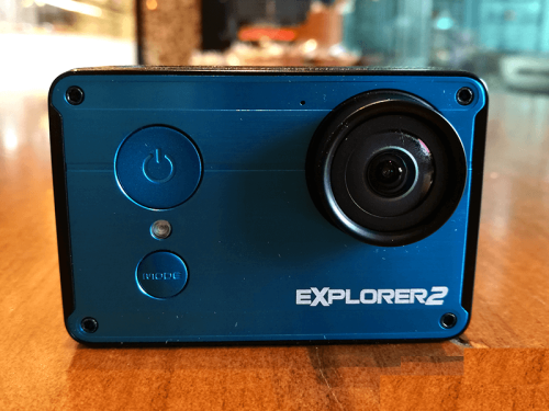Cherry Explorer 2 Review – The First Android Powered Action Camera In The World!