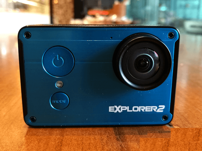 Cherry Explorer 2 Review - The First Android Powered Action Camera In The World!