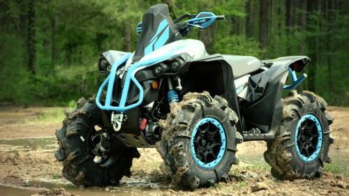 2016 Can-Am Renegade X mr 1000R ATV Review