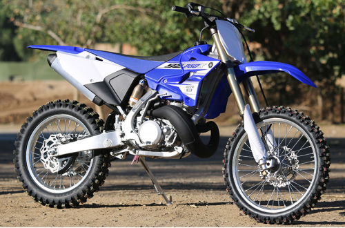 2016 Yamaha YZ250X Review : A two-stroker ready for race wins!