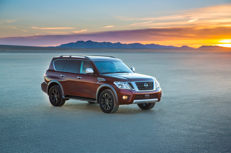 10 Things You Need to Know About the All-New 2017 Nissan Armada