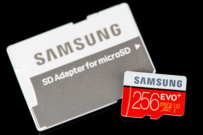 Samsung EVO Plus 256GB MicroSDXC Review