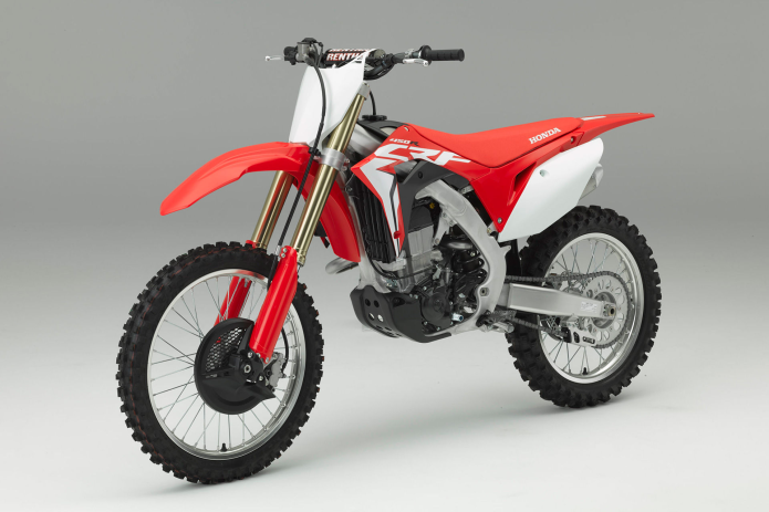 2017 Honda CRF450R - FIRST LOOK Review